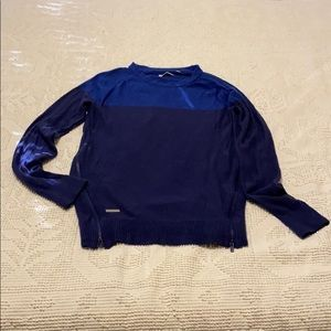 Adidas Side Zip Top